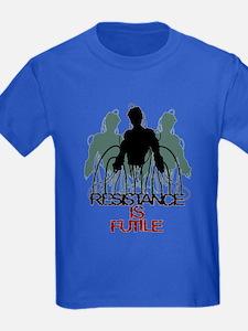 Resistance Is Futile T