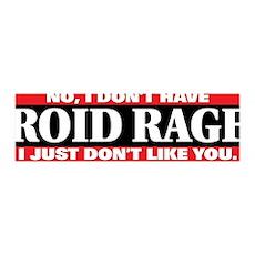 ROID RAGE 36x11 Wall Peel