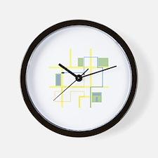 Unique Video tron Wall Clock