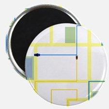 "Cool Google 2.25"" Magnet (10 pack)"