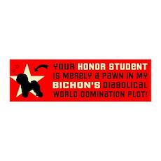 BICHON World Domination 36x11 Wall Peel
