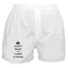 Don't Panic Boxer Shorts