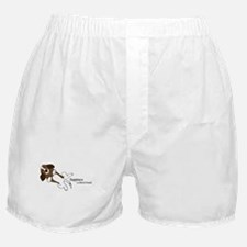 Basset Love Boxer Shorts