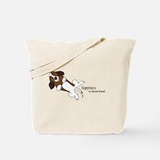 Basset Love Tote Bag
