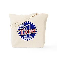 Number 1 Tatay Tote Bag