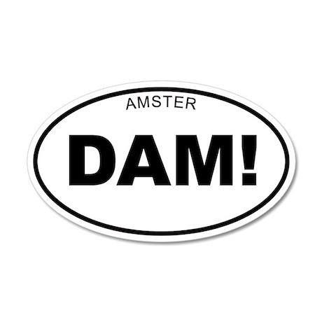 Amster Dam!