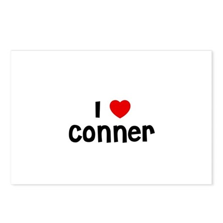 I * Conner Postcards (Package of 8)