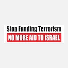 Stop Funding 36x11 Wall Peel