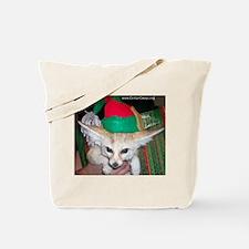 Fennec Elf Tote Bag