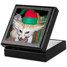 Fennec Elf Keepsake Box