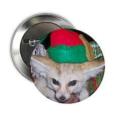 """Fennec Elf 2.25"""" Button"""