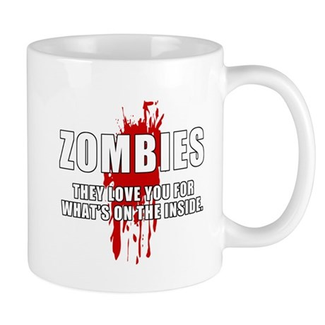 Zombie Humor (Love) Mug