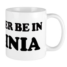 Rather be in Virginia Mug