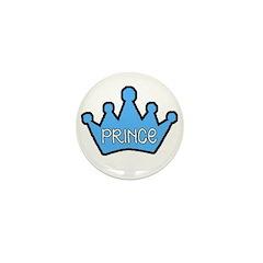 prince Mini Button