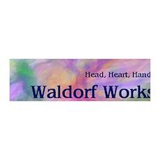 Waldorf Works 36x11 Wall Peel