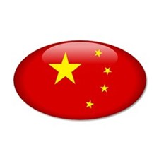 China 20x12 Oval Wall Peel