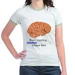 Brain Loading Jr. Ringer T-Shirt