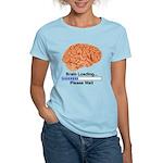 Brain Loading Women's Light T-Shirt