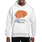 Brain Loading Hooded Sweatshirt