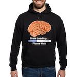 Brain Loading Hoodie (dark)