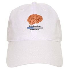 Brain Loading Baseball Cap