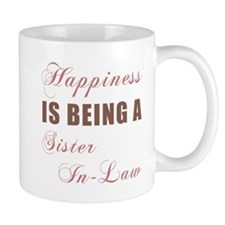 Sister-In-Law (Happiness) Mug