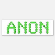 Anon Sticker (Bumper)