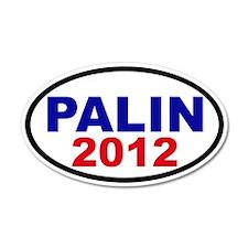 Palin 2012 35x21 Oval Wall Peel