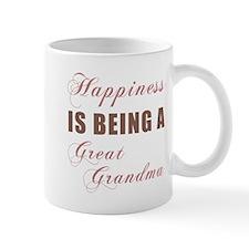 Great Grandma (Happiness) Mug
