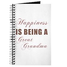 Great Grandma (Happiness) Journal