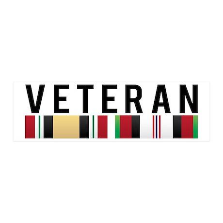 OIF/OEF Veteran 20x6 Wall Peel