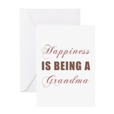 Grandma (Happiness) Greeting Card