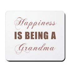 Grandma (Happiness) Mousepad