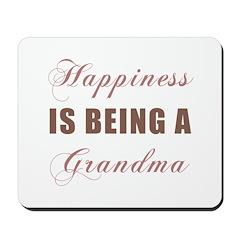 Grandma (Happiness) Mousepad