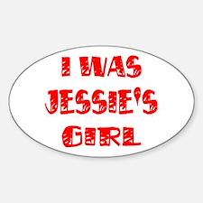 Jessie's Girl Decal