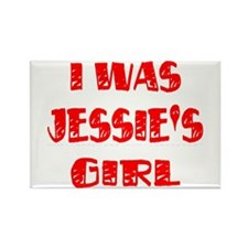 Jessie's Girl Rectangle Magnet