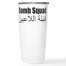Funny Army eod Travel Mug