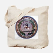 SEAL OF THE CONFEDERATE STATES OF AMERICA Tote Bag