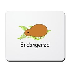 Kiwi Bird Mousepad