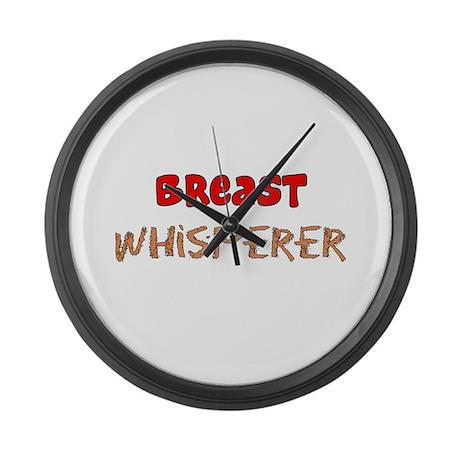 Humor Large Wall Clock