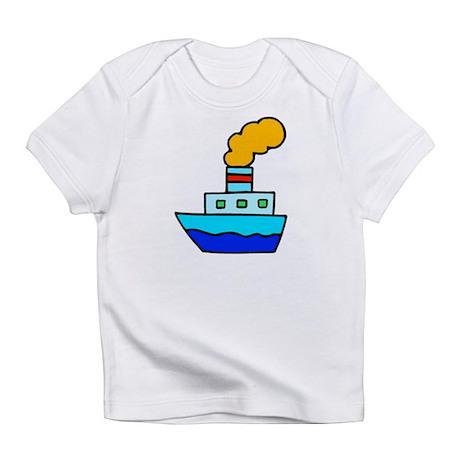 Tugboat Infant T-Shirt