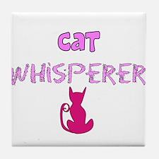 Even More Cats Tile Coaster