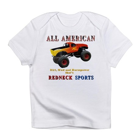 Redneck Sports Creeper Infant T-Shirt
