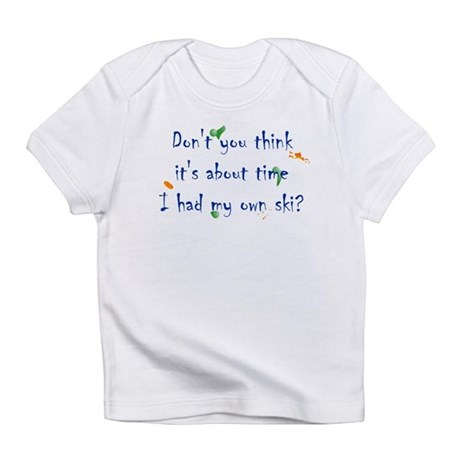 Jet Ski Kids Infant T-Shirt