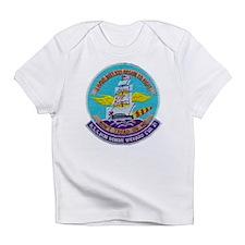 USS BON HOMME RICHARD Creeper Infant T-Shirt