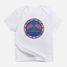 USS FRANCIS SCOTT KEY Creeper Infant T-Shirt
