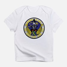 USS HENRY CLAY Creeper Infant T-Shirt