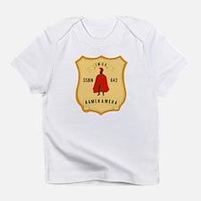 USS KAMEHAMEHA Creeper Infant T-Shirt