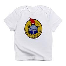 USS KANSAS CITY Creeper Infant T-Shirt