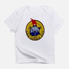 USS KANSAS CITY Creeper Infant T-Shirt